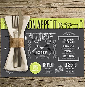 Set De Table Restaurant