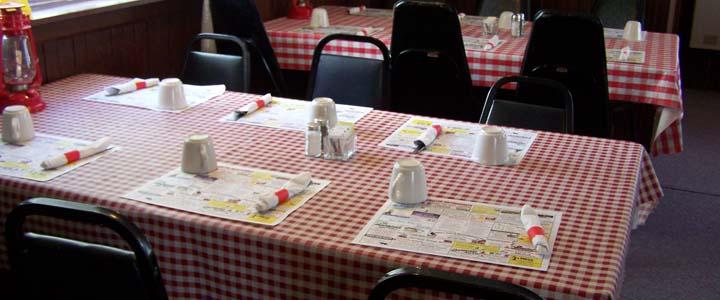 visuel impression set de table